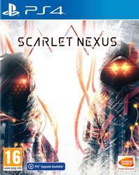 Scarlet Nexus, (Playstation 4)