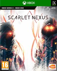 Scarlet Nexus, (X-Box One)