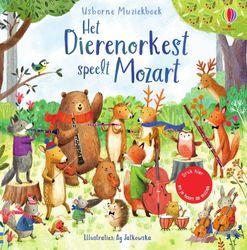 Het dierenorkest speelt Mozart