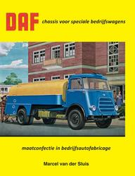 DAF chassis voor speciale...