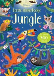 Eerste stickerboekje Jungle