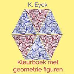 Kleurboek met geometrie...