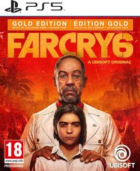 Far cry 6 (Gold edition),...