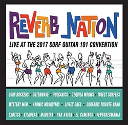 REVERB NATION: LIVE AT.. .....