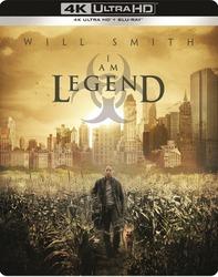 I am legend (Steelbook),...