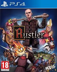 Rustler, (Playstation 4)