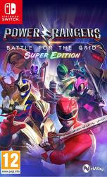 Power Rangers - Battle for the grid (Super Edition), (Nintendo Switch)