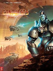 CONQUESTS 04. URANIE