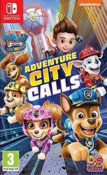 Paw Patrol the movie -  Adventure city calls, (Nintendo Switch)