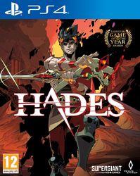 Hades, (Playstation 4)