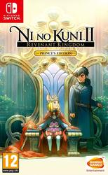 Ni no Kuni II - Revenant kingdom (Prince edition), (Nintendo Switch)