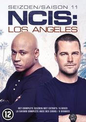 NCIS Los Angeles - Seizoen 11, (DVD)