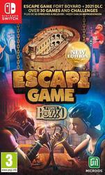 Escape game - Fort Boyard...