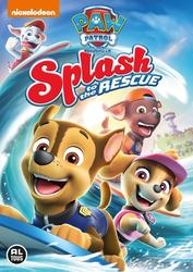 Paw patrol - Splash to the rescue, (DVD)