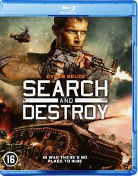 Search & Destroy, (Blu-Ray)