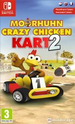 Moorhuhn crazy chicken kart...