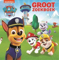 PAW Patrol groot zoekboek