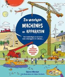 Zo werken machines en...