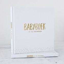 Babyboek 0-12 maanden