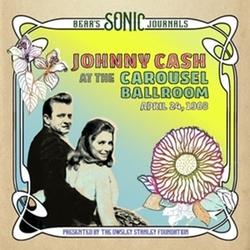 JOHNNY CASH, AT.. -LIVE- .....