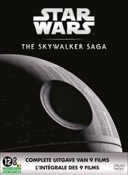 Star Wars  - Skywalker Saga, (DVD)