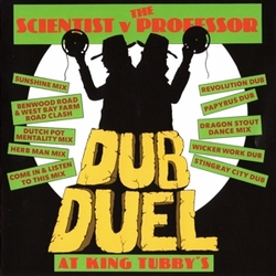 DUEL DUB AT KING TUBBY'S