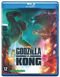 Godzilla vs. Kong, (Blu-Ray)