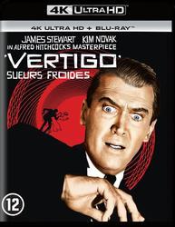 Vertigo, (Blu-Ray 4K Ultra HD)