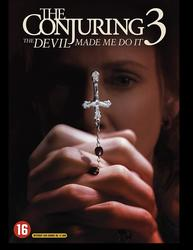 Conjuring - The Devil Made Me Do It, (DVD)