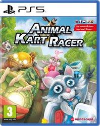 Animal kart racer,...