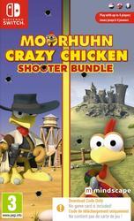 Moorhuhn crazy chicken - Shooter bundle (Code in a box), (Nintendo Switch)