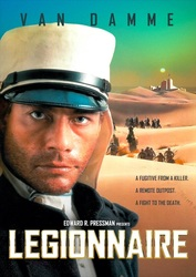 Legionnaire, (DVD)