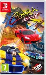 Cruis'n Blast, (Nintendo Switch)