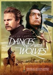 Dances With Wolves, (DVD)