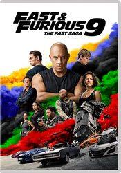 Fast & Furious 9, (DVD)