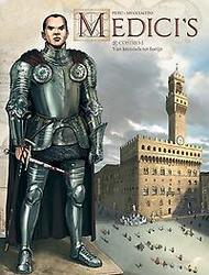 Medici's - D04 Cosimo I - van kruimels tot festijn