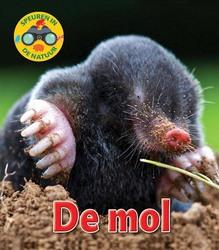 De mol, Speuren in de natuur