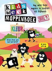 Kidsweek moppenboek deel 9...