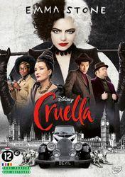 Cruella, (DVD)