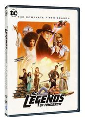 Legends of tomorrow - Seizoen 5, (DVD)