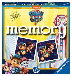 Paw Patrol Movie Memory