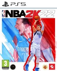 NBA 2K22, (Playstation 5)