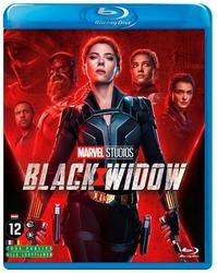 Black Widow, (Blu-Ray)