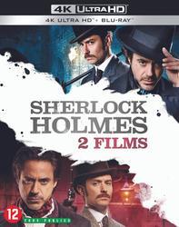 Sherlock Holmes 1 & 2,...