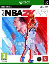 NBA 2K22, (X-Box Series X)