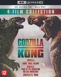Godzilla 1 -4 Collection ,...