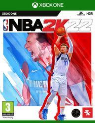 NBA 2K22, (X-Box One)