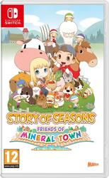 Story of seasons - Friends of mineral town, (Nintendo Switch)