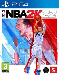 NBA 2K22, (Playstation 4)
