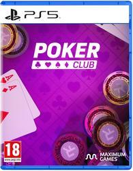 Poker Club, (Playstation 5)